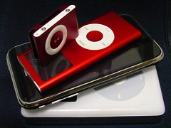 ipods, ipods, ipods...